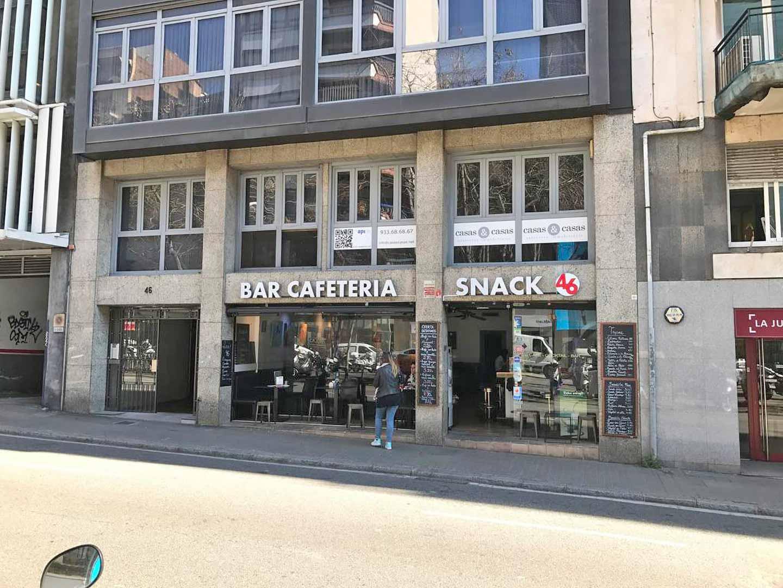 Local en venta en rentabilidad en Gracia en Barcelona