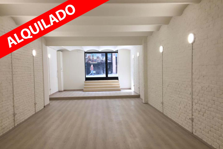 Local en alquiler en la calle Balmes de Barcelona