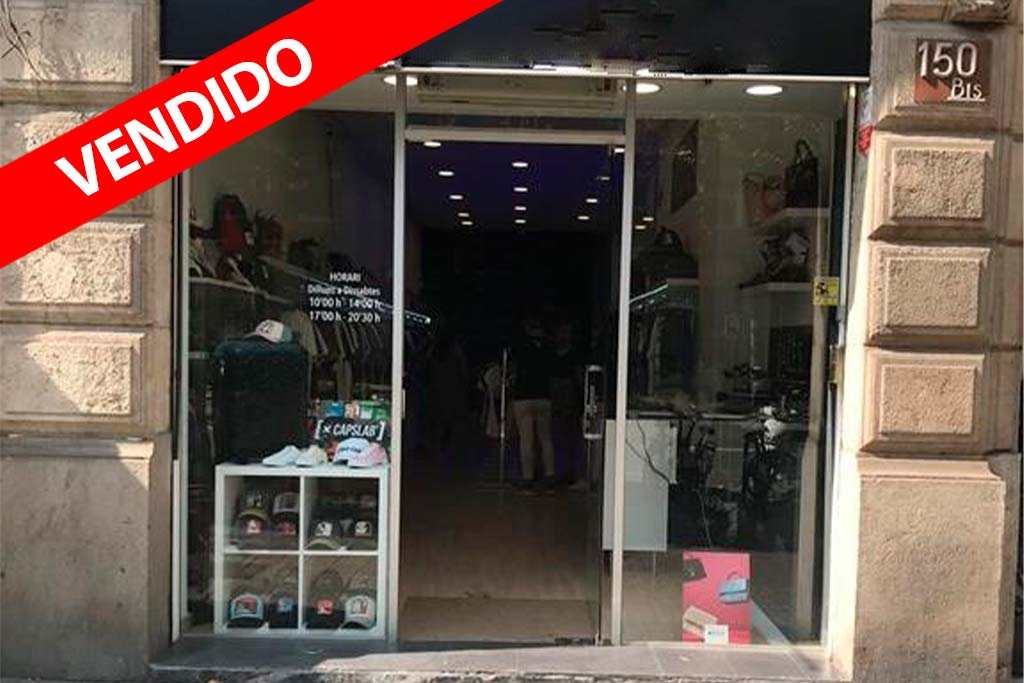 Local en venta en rentabilidad en Avda Paralelo en Barcelona
