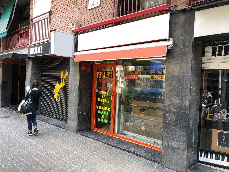 Local en venta en rentabilidad en Sant Marti en Barcelona