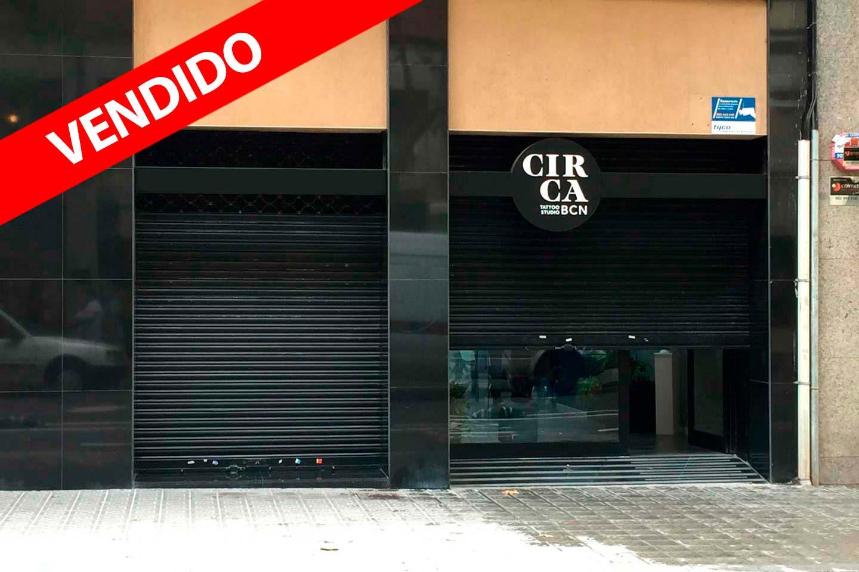 Local en venta en rentabilidad en Les Corts en Barcelona