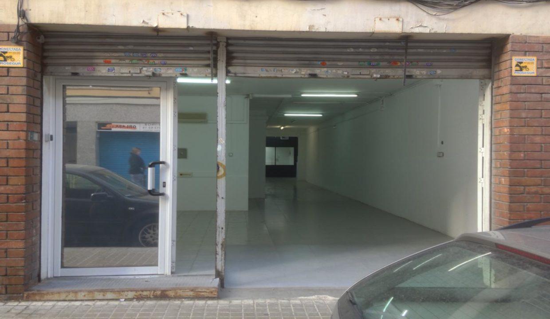 Local en rentabillidad en Horta-Guinardo 002