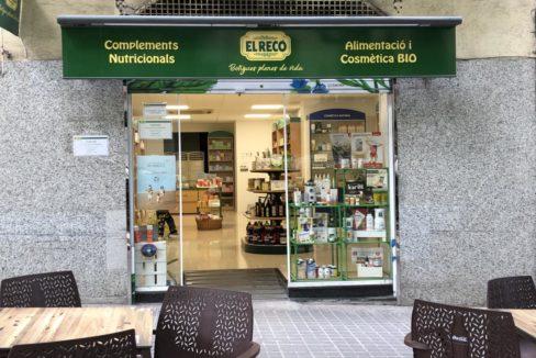 Local en venta en rentabilidad Castillejos 001